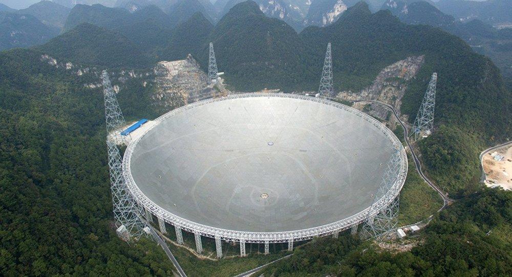 500米口徑球面射電望遠鏡