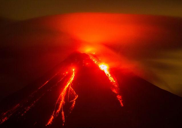 地質學家發現一座超級火山 可能導致一億人死亡