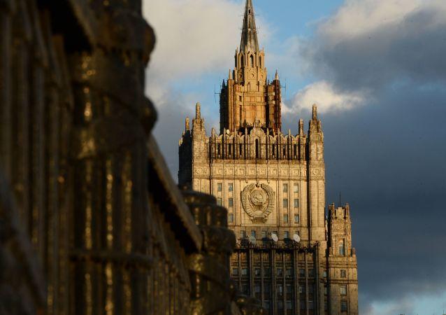 消息人士:叙利亚外长或在本周五访问俄罗斯