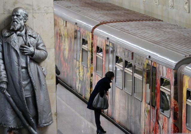 俄莫斯科地铁或推出无人列车