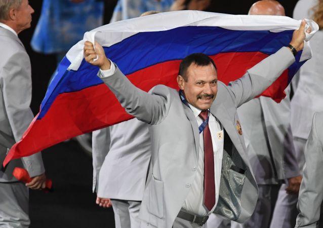 里約殘奧會將俄國旗帶入的白俄代表團成員將獲贈住房