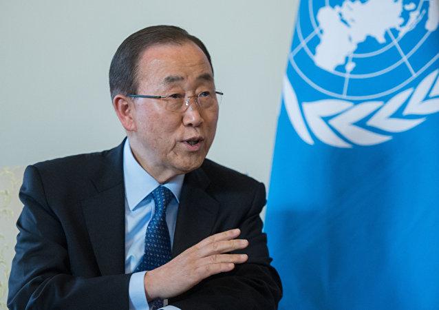 媒体:美当局以行贿罪向前联合国秘书长潘基文的弟侄提出指控
