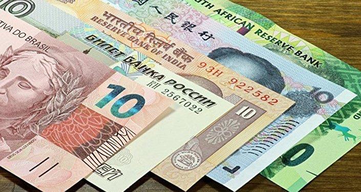 金砖国家货币