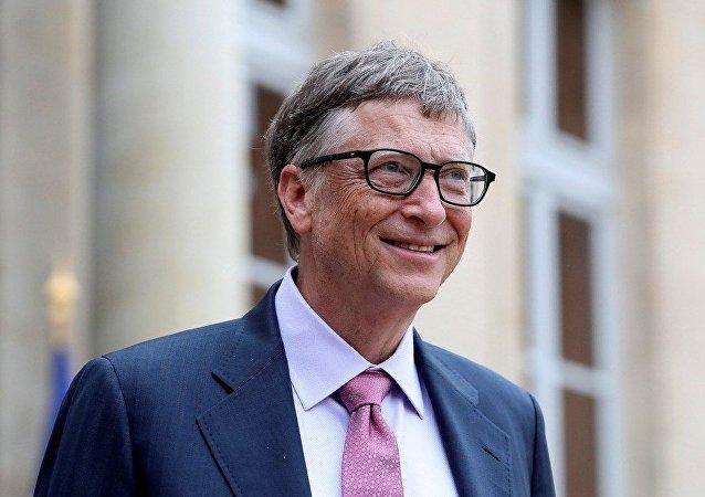 媒体:比尔•盖茨捐献1200万美元研制万能流感疫苗