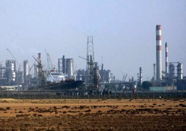 沙特石油設施