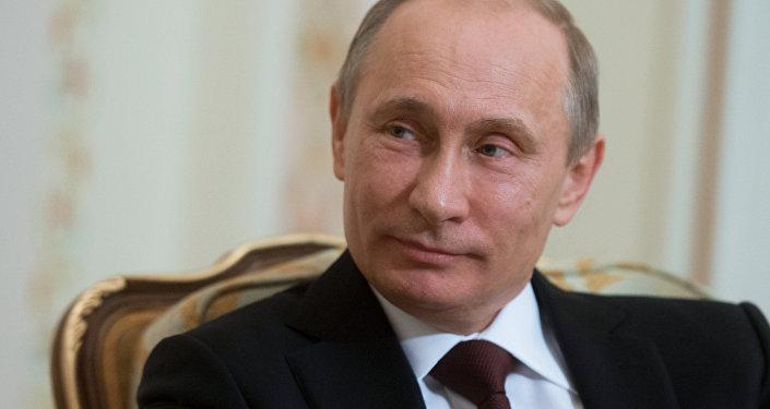 """俄驻华大使:普京将于5月出席""""一带一路""""国际合作高峰论坛并同时对中国进行工作访问"""