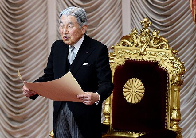 天皇生前傳位法案明年將提交日本國會審議