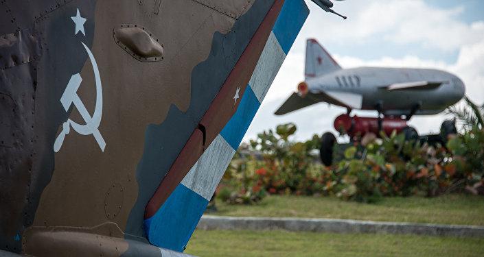 苏联基地在古巴(资料)