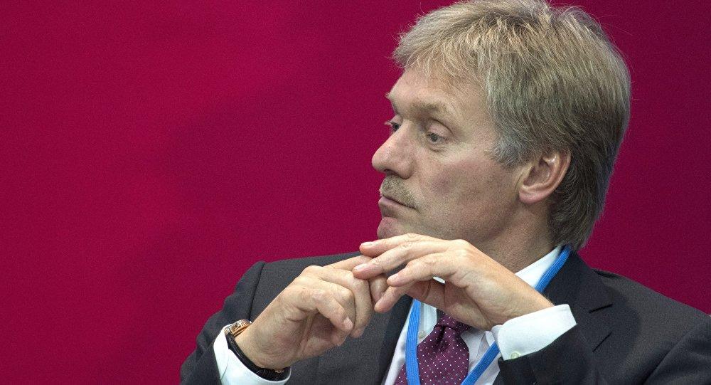 俄总统新闻秘书:美未按应有方式就扣押俄公民通知俄