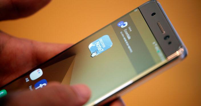 Galaxy Note7手机