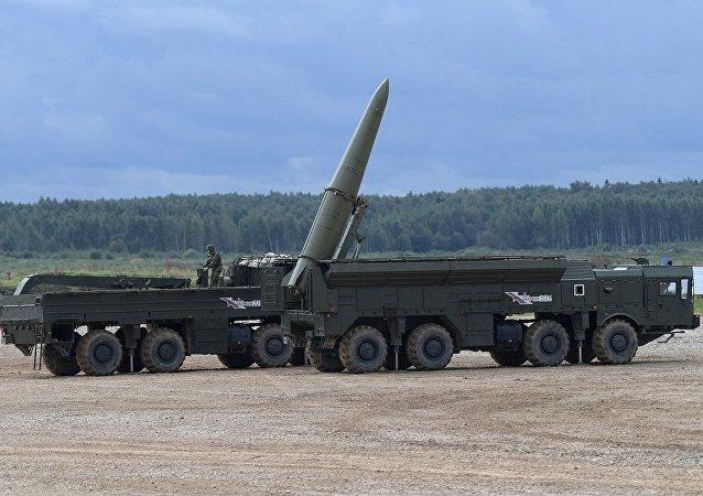 「伊斯坎德爾-M」導彈系統