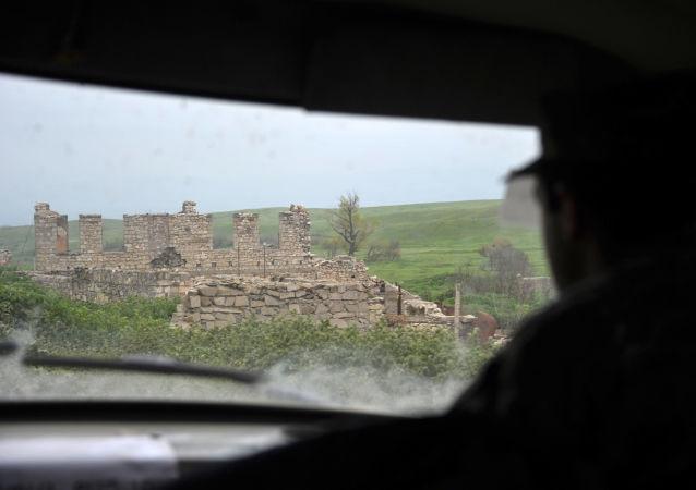未獲承認的納卡共和國國防部稱卡拉巴赫13日凌晨發生60次破壞停火的行為