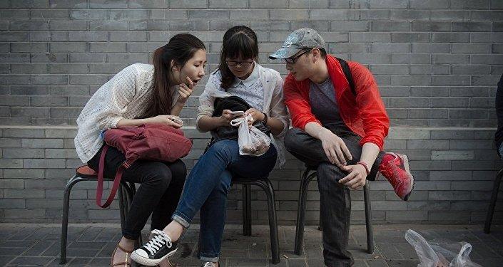 中國共青團幫助年輕人找到自己的「另一半」