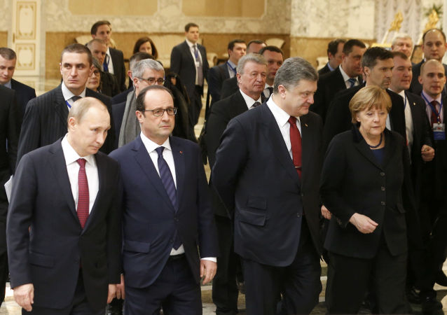 中國外交部:中方積極評價俄德法烏四國為政治解決烏克蘭問題所作努力