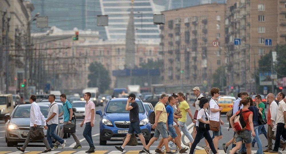 民调:最令俄罗斯人感到骄傲的是强大军力和民族团结