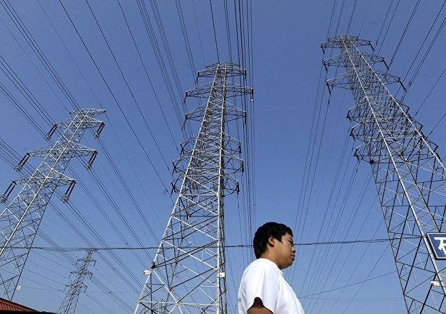 中企承建蒙古国首条330千伏跨区域高压输变电线路开工