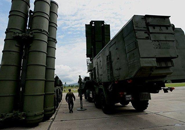 """美国建议土耳其""""销毁、退回或者摆脱""""俄产S-400系统"""
