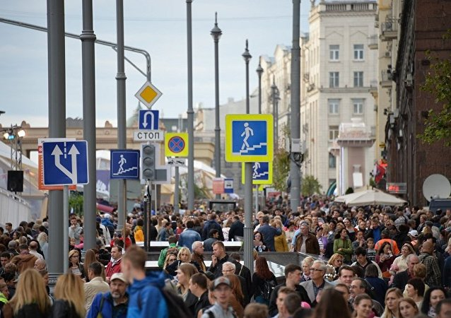 民调:大多数俄罗斯人不会参加集会和抗议活动