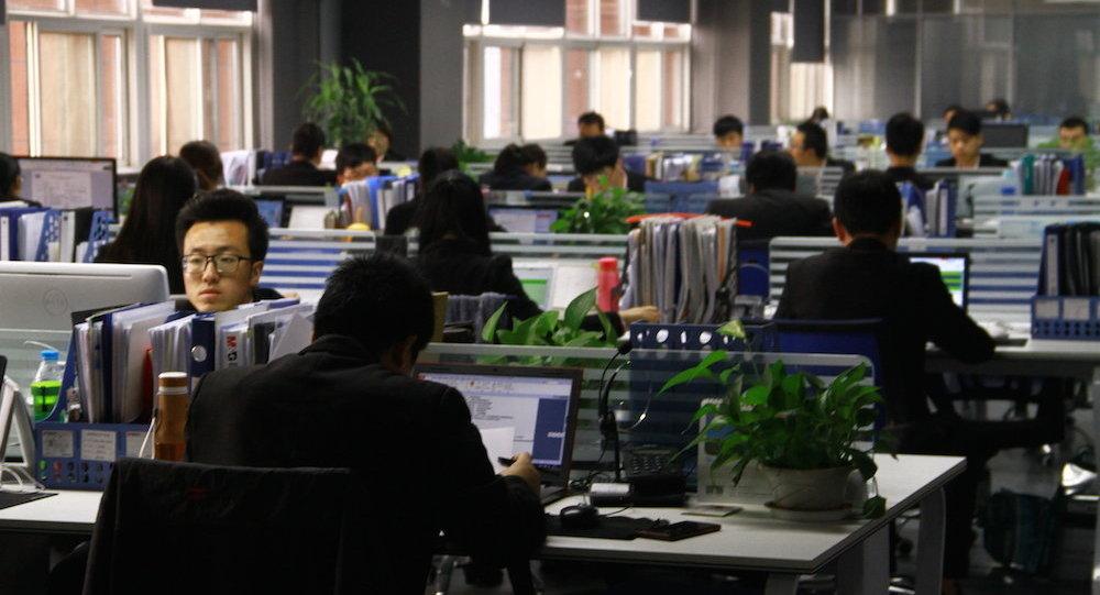 俄媒:美國將從中國偷盜新創意