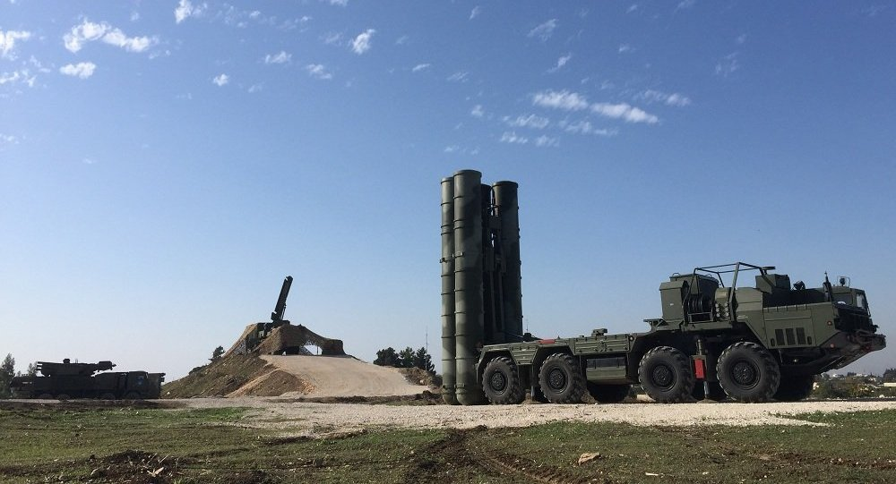 S-400防空系統
