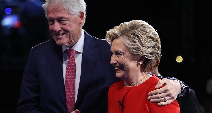 中國商人因怕被暗殺偷拍攝與克林頓的交易視頻
