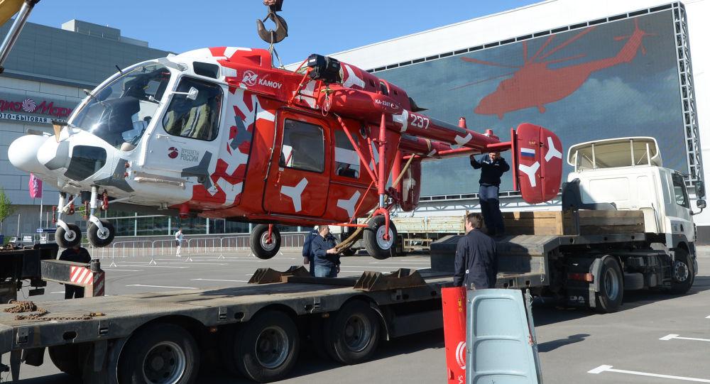 印度有望獲得裝備齊全的卡-226T直升機