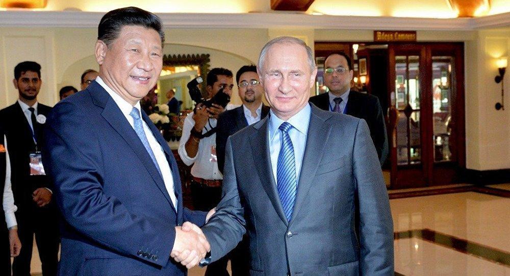 中國外交部:中國國家主席習近平將在峴港與俄羅斯總統普京舉行會見