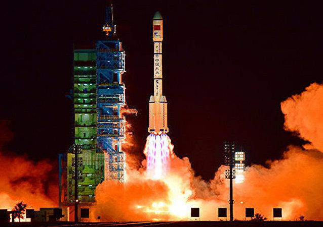 白皮书:中国将积极参与国际太空合作 加快发展相应的技术和力量