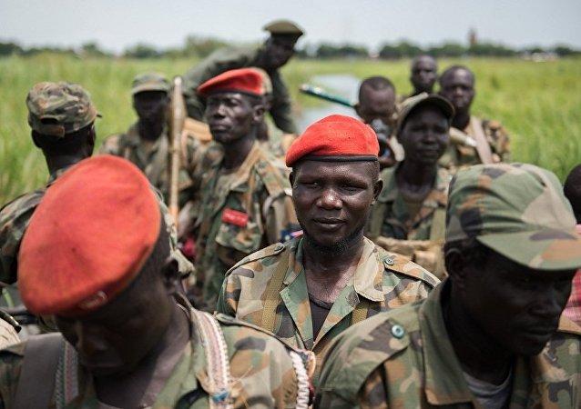 中方欢迎南苏丹冲突各派签署全面和平协议