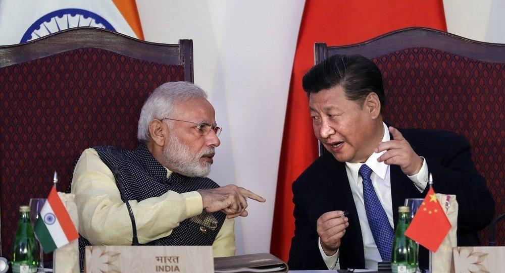 中印將在全球治理中開展合作