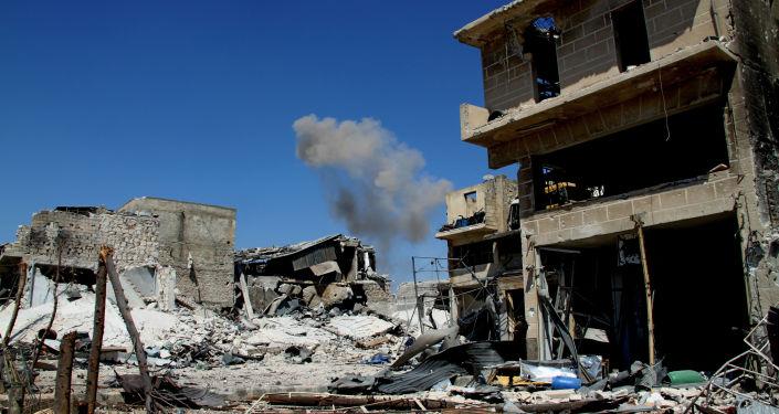 伊朗议长:伊朗将继续全面支持叙利亚直到彻底粉碎恐怖主义