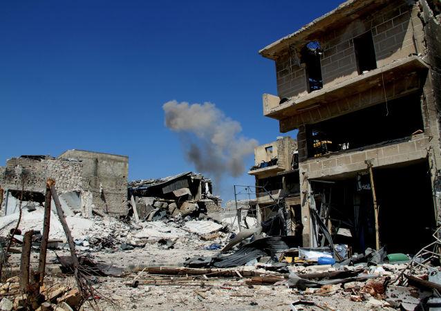 联合国秘书长对有关阿勒颇暴行的消息表示关切