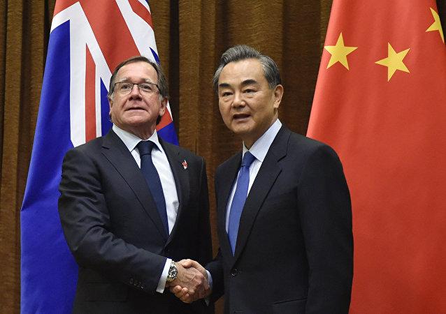 中国外长:中国与新西兰将拓展农牧业全产业链合作