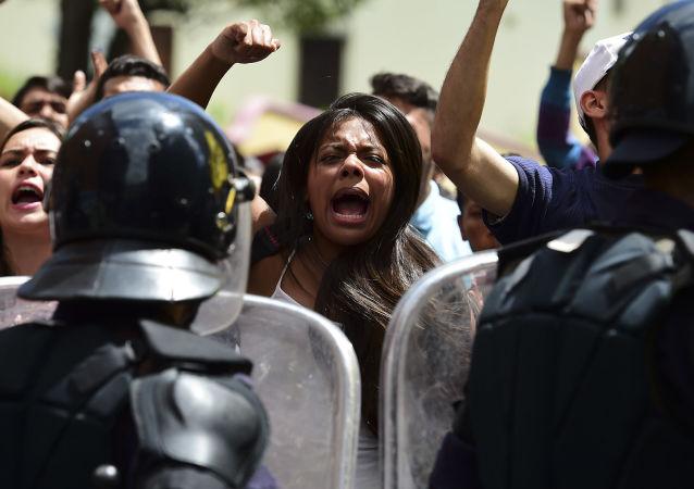 中國外交部:委內瑞拉哄搶事件已基本得到平息