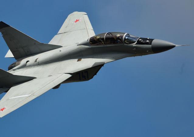 俄副總理呼籲完善米格-35時考慮在敘作戰經驗