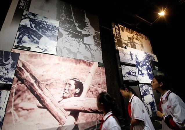 南京大屠殺死難者國家公祭儀式13日舉行