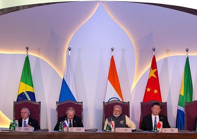 俄金砖国家事务副协调员:金砖国家着眼于在二十国集团的工作中发挥主导作用