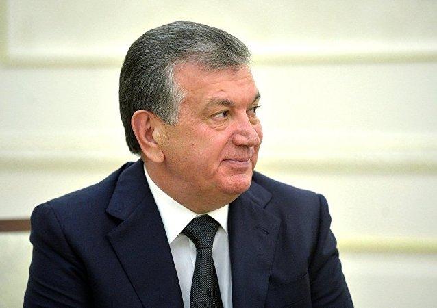 沙夫卡特•米爾濟約耶夫