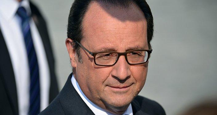 奧朗德:約四千名法國官兵在敘利亞和伊拉克參加打擊「伊國」行動
