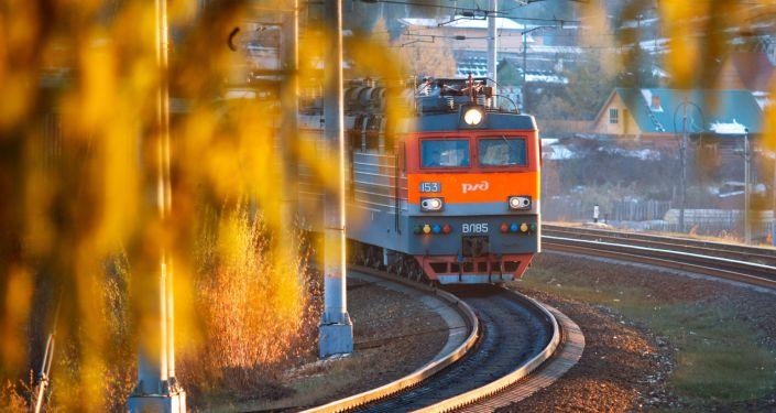 """俄远东铁路局:1至5月经""""滨海1号""""国际运输走廊过境的货运量超过去年全年的20%"""