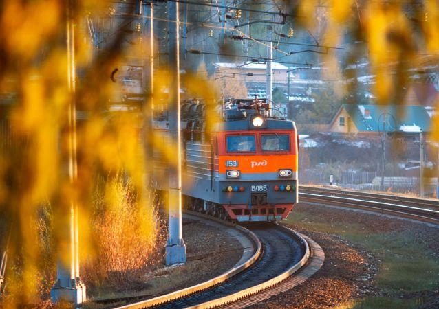 俄公司將組織莫斯科至北京長途鐵路旅行