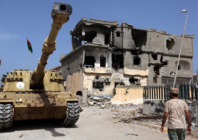俄外長:利比亞持續的危機是北約干預的直接後果