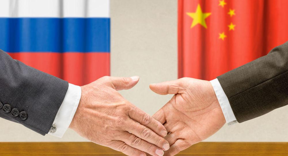 中俄簽署《關於服務貿易領域合作的諒解備忘錄》
