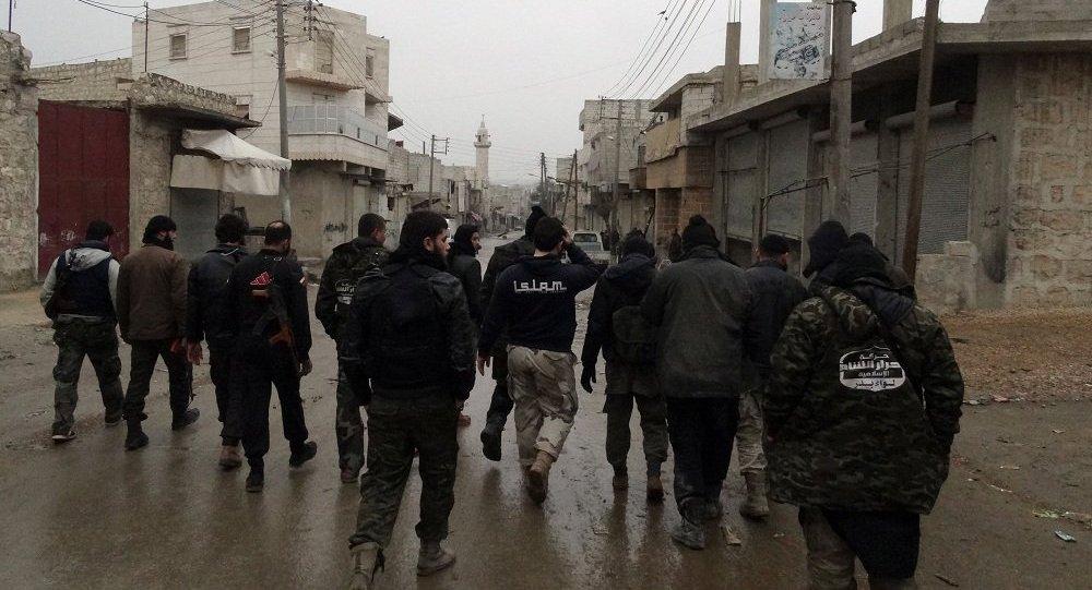 俄外长:阿勒颇的战事将持续至所有武装分子撤出之时