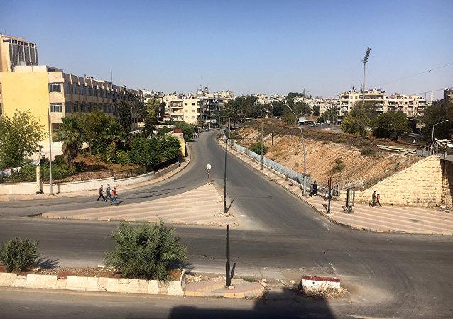 俄軍總參謀部:俄羅斯將阿勒頗人道停火時間再次延長