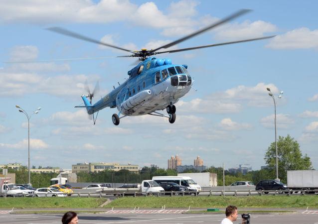 普京向米-8直升機亞馬爾空難遇難者家屬表示慰問