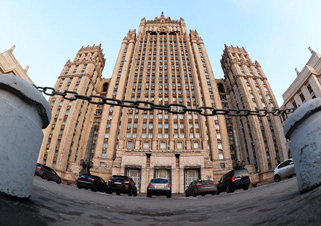 俄外交部:未讨论在塞浦路斯建军事基地问题