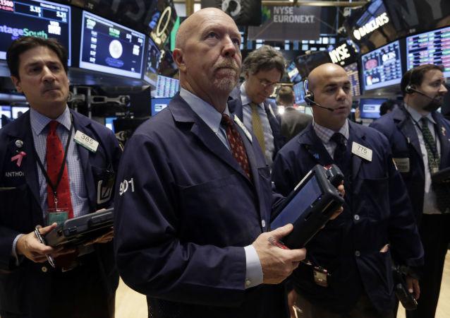 美国股市大多下跌 期待特习会晤