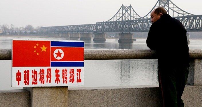 專家:美國要把朝鮮和中國貿易逆差問題直接掛鈎