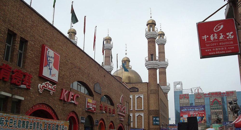 乌鲁木齐,新疆